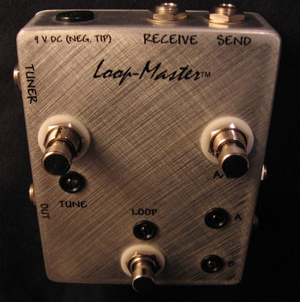 1 Looper w/Tuner Out & A/B Inputs
