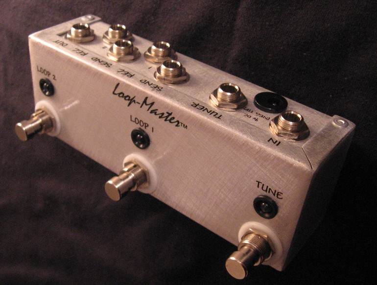 2 Looper w/Tuner Out (Mini Strip)