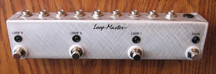 3 Looper w/Tuner Out (Strip)