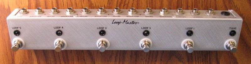 5 Looper w/Tuner Out (Strip)