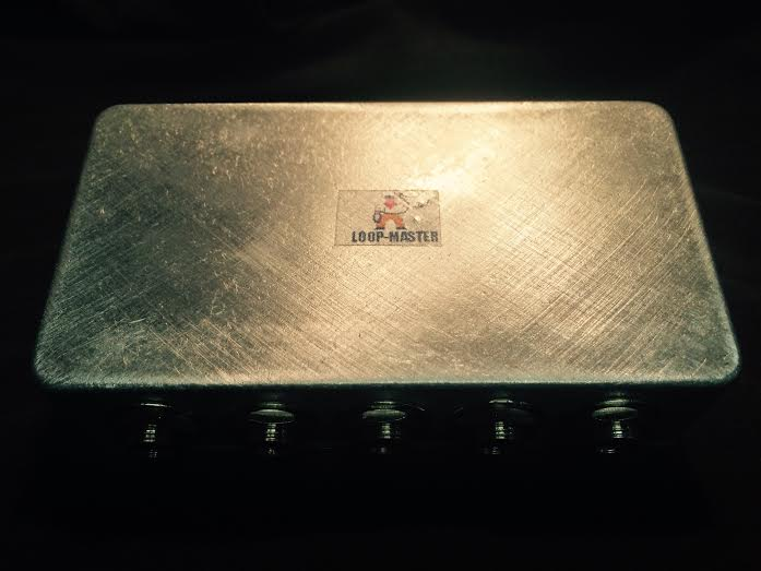 (B) 5-Way Pedalboard Patch Bay (no decals)