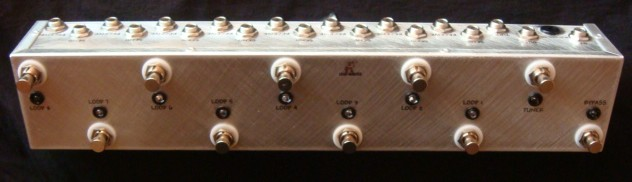 8 Looper w/Tuner Out & Master Bypass (Stag.)