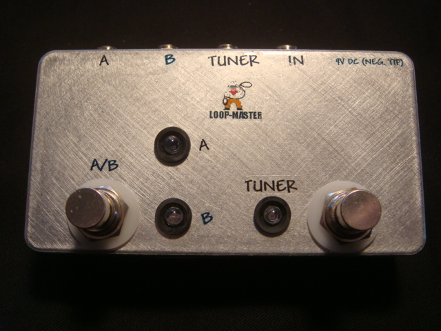 A/B Box w/Tuner Out