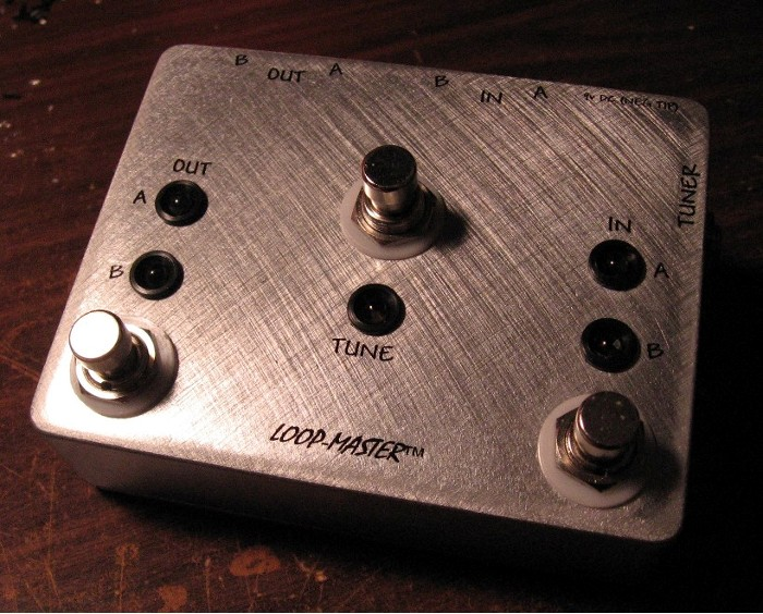 Dual Instrument Tune Box™ with A/B Outputs