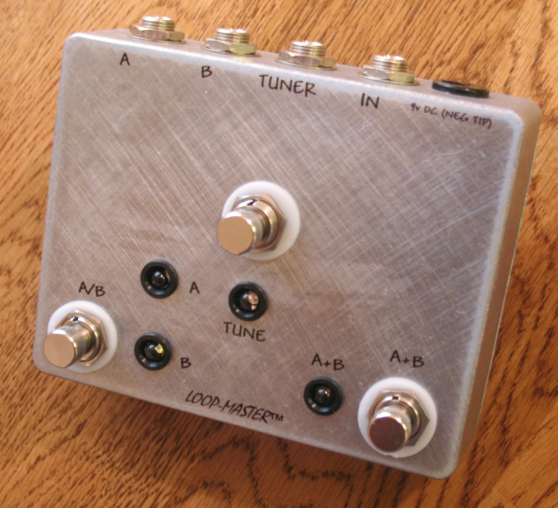 ABY Box w/ Tuner Out