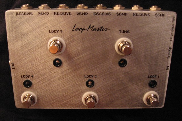 4 Looper w/Tuner Out (Box Version)