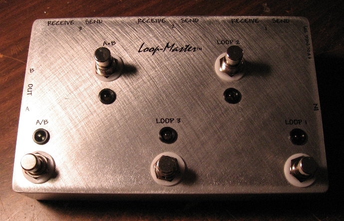3 Looper w/ABY Outputs