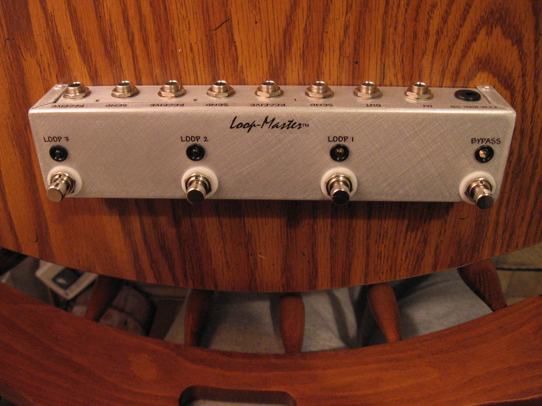 3 Looper w/Master Bypass (Strip)