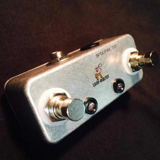 Footswitch For Peavey Style Amps