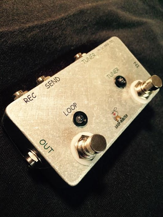 1 Looper w/Tuner Out