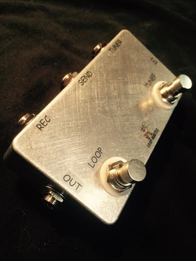 1 Looper Effect Switcher w/Tuner Out (Non-LED)