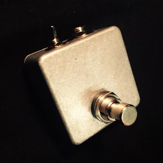 Mini Tap Tempo Pedal (no decals)