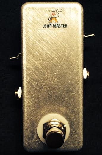 2-Way Tap-Tempo Pedal (w/two polarity switches)